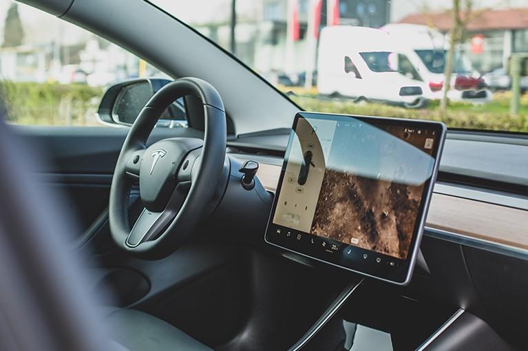 Antimicrobial film, monitor, car interior